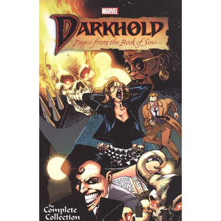 Darkhold Pages From Book Of Sins Complete Collection