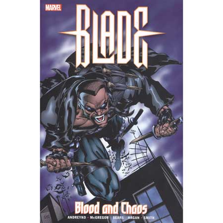 Blade Blood And Chaos
