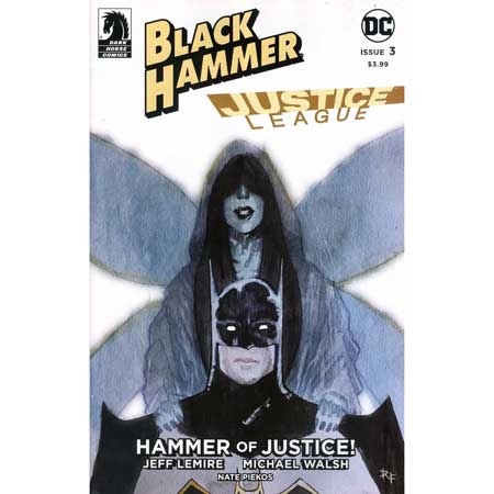 Black Hammer Justice League #3 Cover C Fawkes