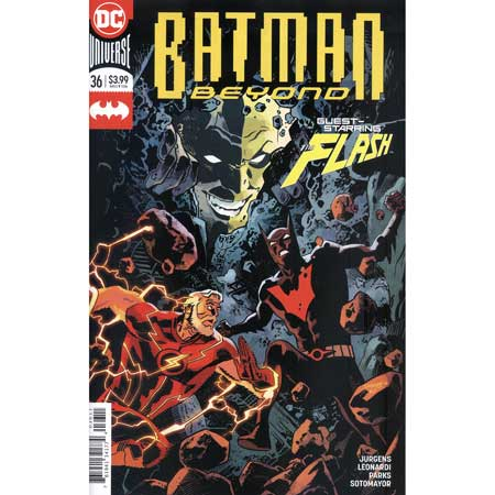 Batman Beyond #36