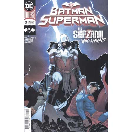 Batman Superman #2