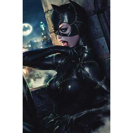 Catwoman #15 Card Stock Variant