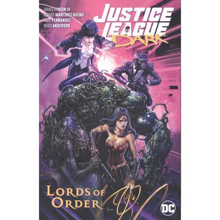 Justice League Dark Vol 2 Lords Of Order
