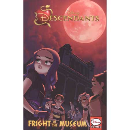 Descendants Fright At Museum