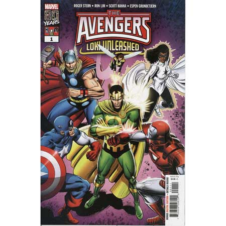 Avengers Loki Unleashed #1