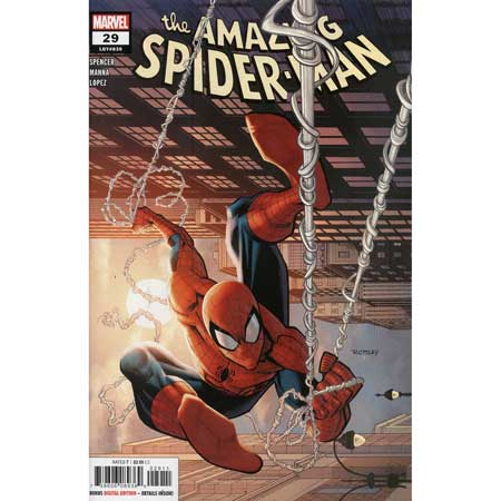 Amazing Spider-Man #29