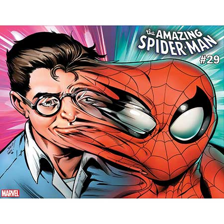 Amazing Spider-Man #29 Bagley Immortal Variant