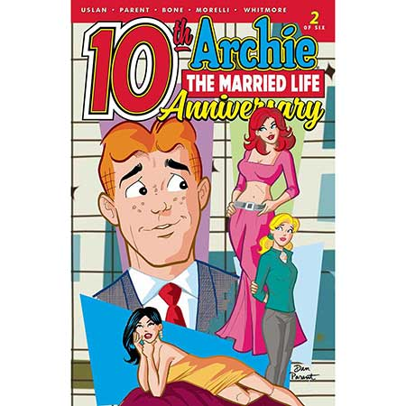 Archie Married Life 10 Years Later #2