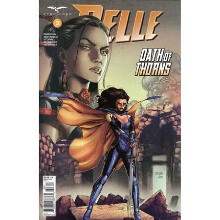 Belle Oath Of Thorns #3