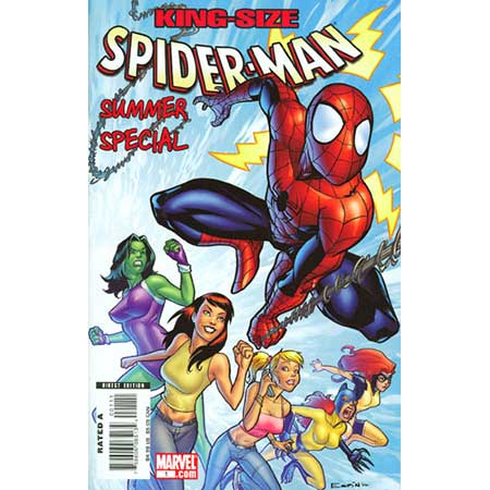 King Size Spider-Man Summer Special