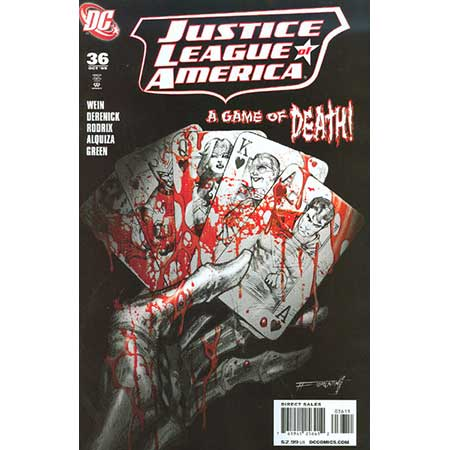 Justice League Of America #36