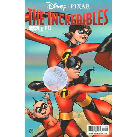 Incredibles #1