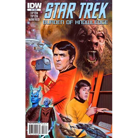 Star Trek Burden Of Knowledge #3