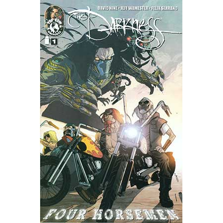 Darkness Four Horsemen #1