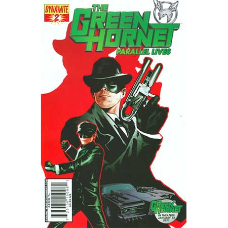 Green Hornet Parallel Lives #2
