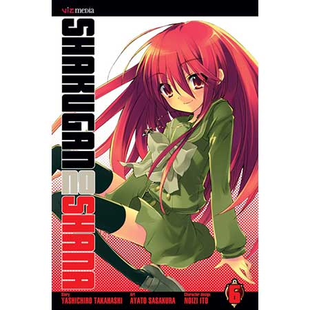 Shakugan No Shana Vol 6