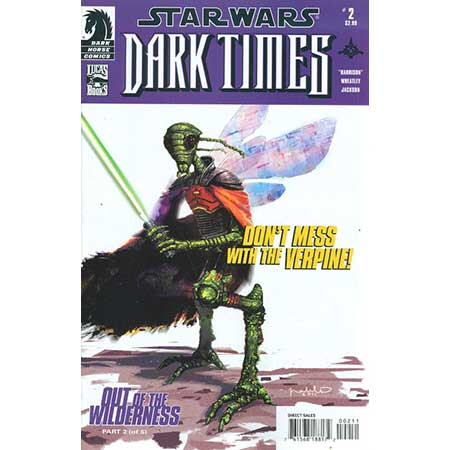 Star Wars Dark Times Out Of The Wilderness #2