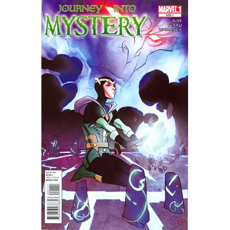Journey Into Mystery #626 Point One