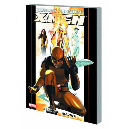 Ultimate Comics X-Men By Nick Spencer Vol 1