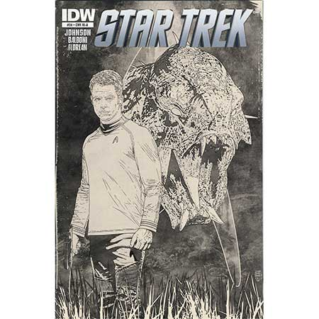 Star Trek #24 Variant 1:10