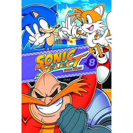 Sonic The Hedgehog Select Vol 8