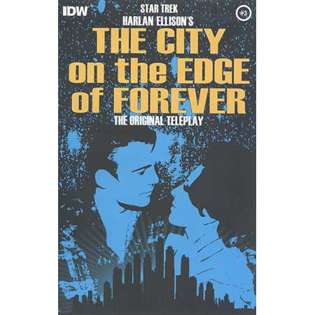 Star Trek City Of The Edge Of Forever #3