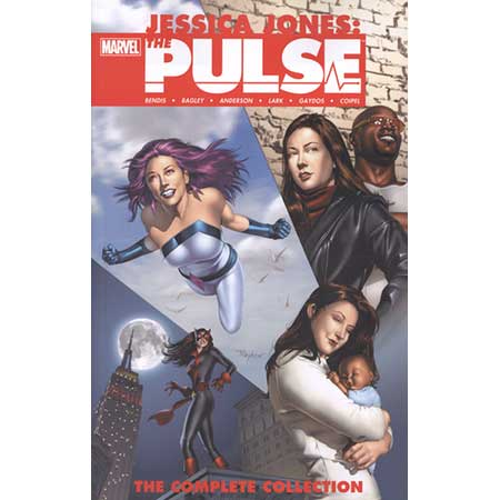Jessica Jones Pulse Complete Collection