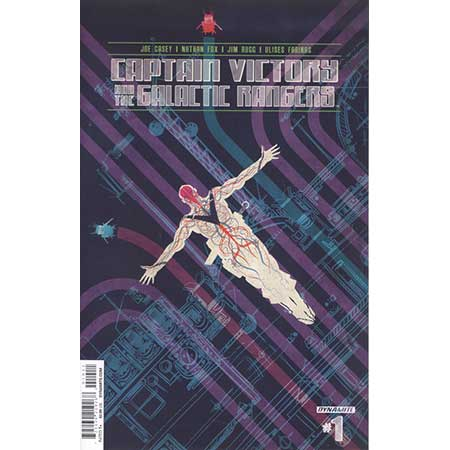 Capt Victory & Galactic Rangers #1