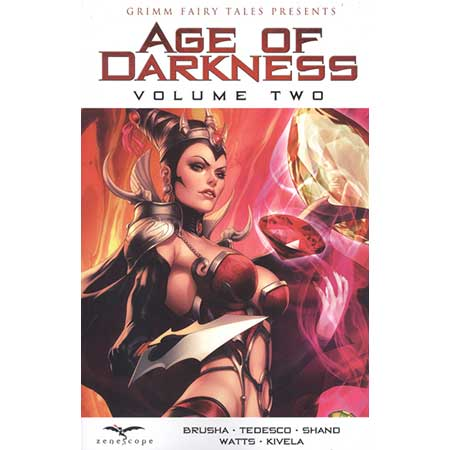 Grimm Fairy Tales Age Of Darkness Vol 2