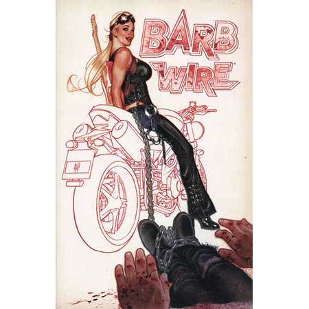 Barb Wire #2