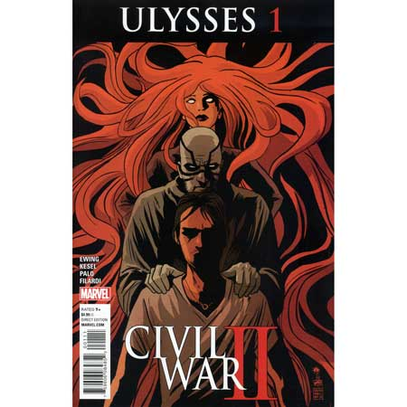 Civil War II Ulysses #1