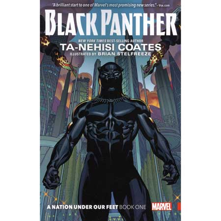 Black Panther Book 1 Nation Under Our Feet