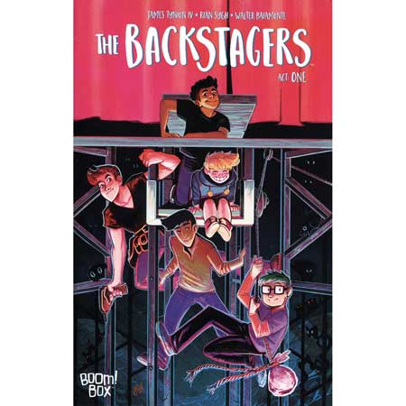 Backstagers #1