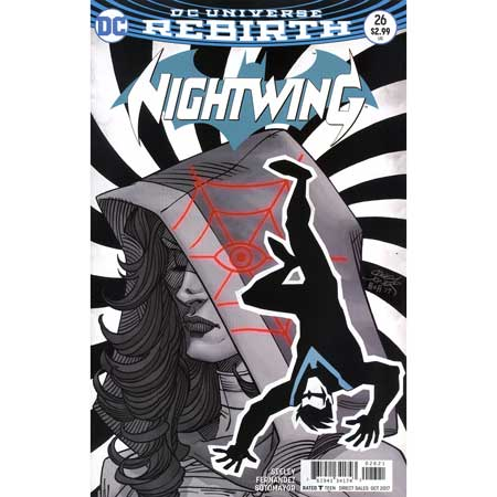 Nightwing #26 Variant