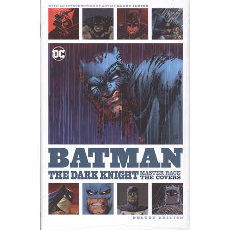 Batman Dark Knight Master Race Covers Deluxe Edition