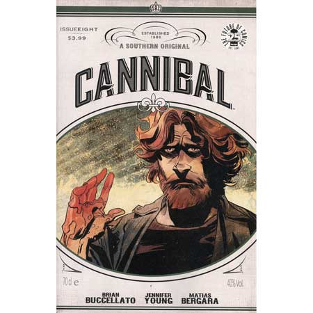 Cannibal #8