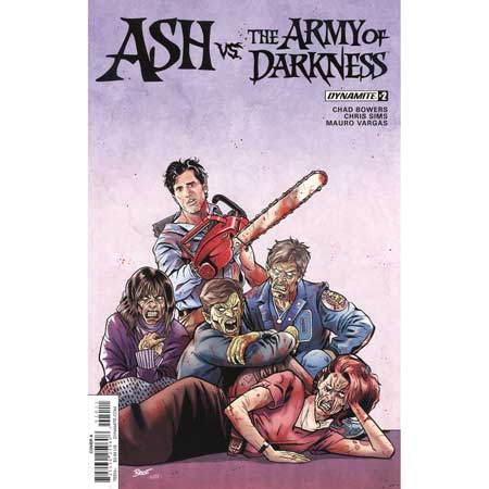 Ash Vs Army Of Darkness #2