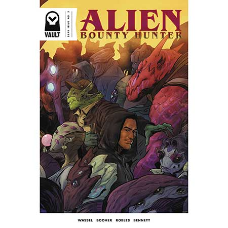 Alien Bounty Hunter #2