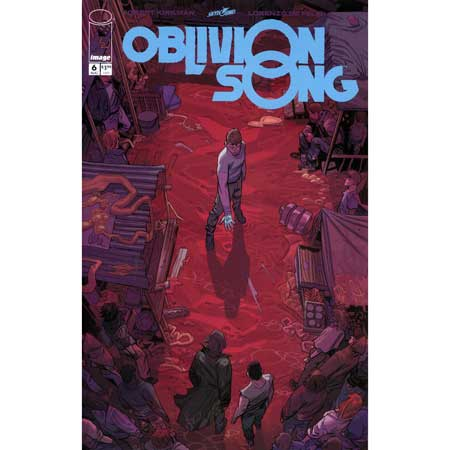 Oblivion Song By Kirkman & De Felici #6