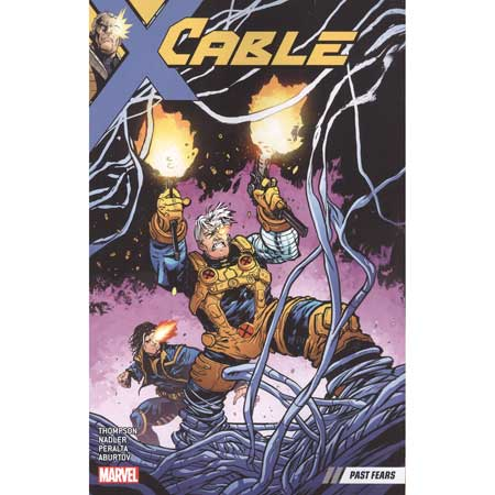Cable Vol 3 Past Fears