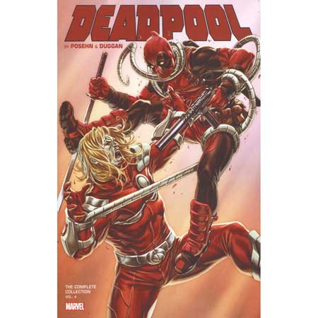 Deadpool By Posehn & Duggan Vol 4 Complete Collection