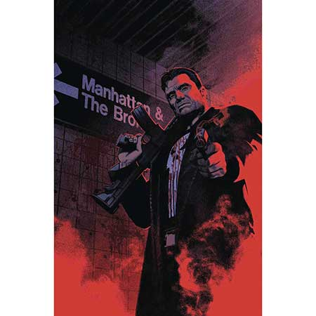 Punisher #1 By Smallwood Poster