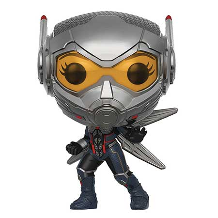 Pop Marvel Ant-Man & Wasp Wasp Vinyl Figure