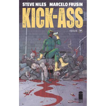 Kick-Ass #17 Cover C Araujo