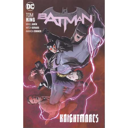 Batman Vol 10 Knightmares