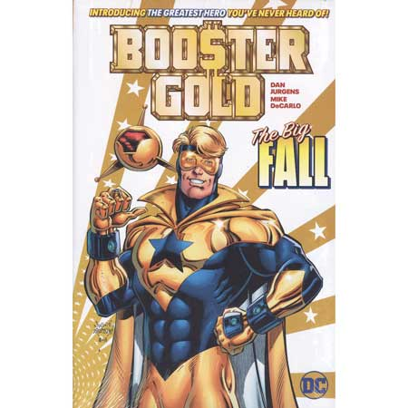 Booster Gold The Big Fall