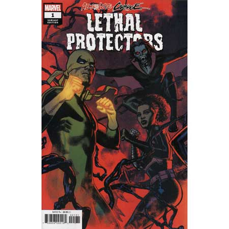 Absolute Carnage Lethal Protectors #1 Smallwood Connecting