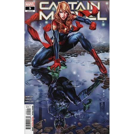Captain Marvel #9 (Limit 1 per customer)