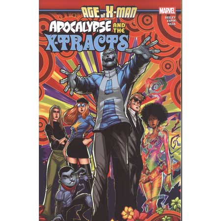 Age Of X-Man Apocalypse & X-Tracts