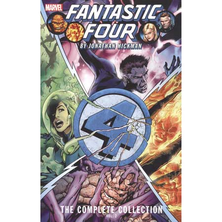 Fantastic Four Complete Collection Vol 2